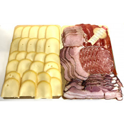 Colis raclette